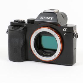 Used Sony A7 Digital Camera Body