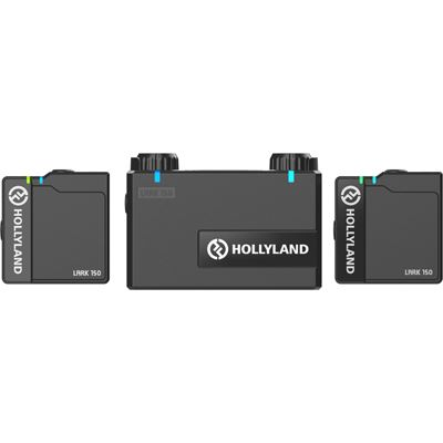 Hollyland Lark 150 Dual Channel Compact Digital Wireless Microphone System
