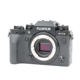 Used Fujifilm X-T4 Digital Camera Body - Black