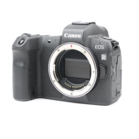 Used Canon EOS R Digital Camera Body Only