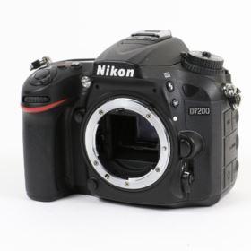 Used Nikon D7200 Digital SLR Camera Body