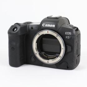 Used Canon EOS R5 Digital Camera Body