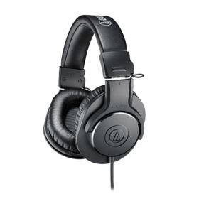Audio-Technica ATH-M20X Closed Back Dynamic Headphones