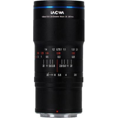 Laowa 100mm f2.8 2X Ultra Macro APO Lens for Nikon Z
