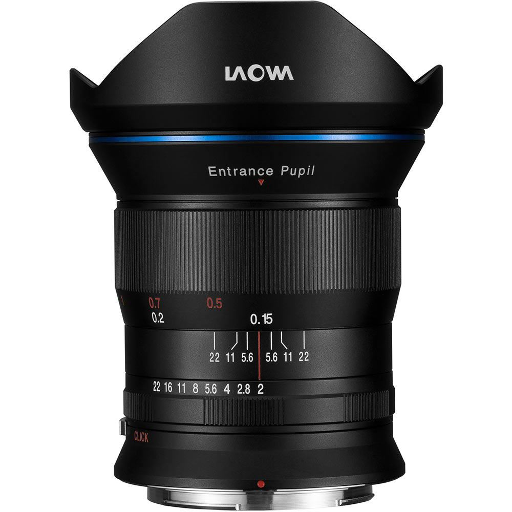 Image of Laowa 15mm f2 Zero-D Lens for Canon RF