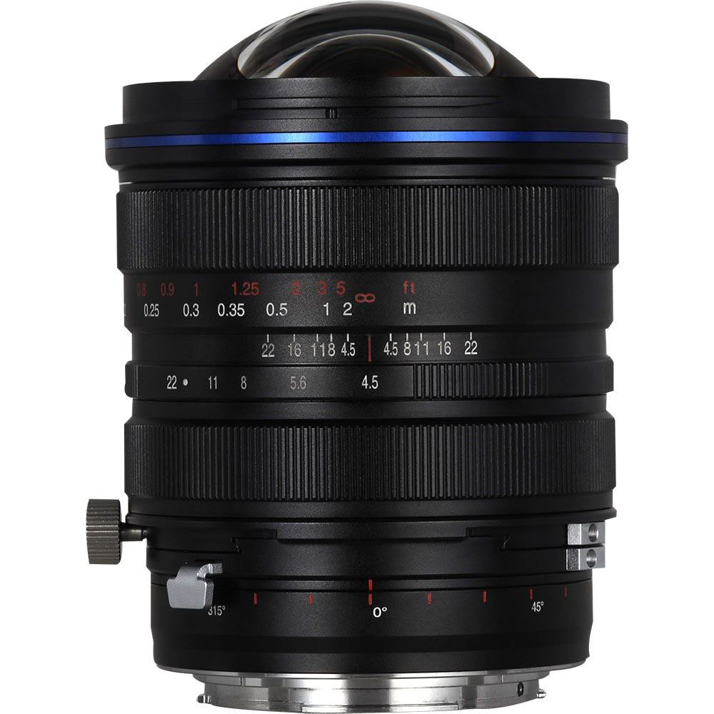 Image of Laowa 15mm f4.5 Zero-D Shift Lens for Canon RF