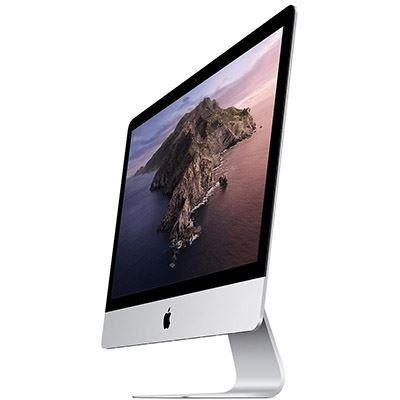 Image of iMac 27-inch 5K, 3.3GHz 6C, Radeon Pro 5300 4GB, 8GB RAM, 512GB SSD - Silver