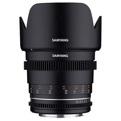 Samyang 50mm T1.5 VDSLR MK2 Lens - Canon RF