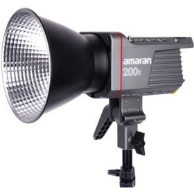 Amaran 200x Bi-colour Point Source LED Light