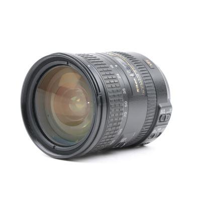 Used Nikon 18-200mm f3.5-5.6 G AF-S DX ED VR II Lens