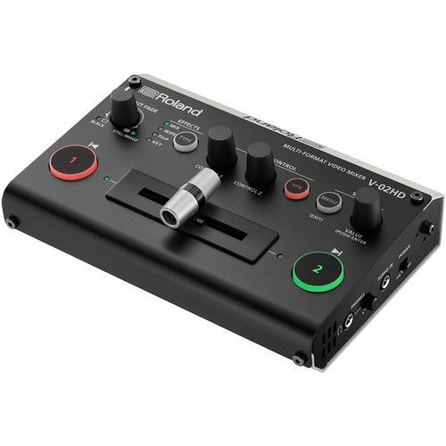 Image of Roland V-02HD Micro Video Switcher