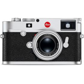 Leica M10-R Digital Camera Body - Silver Chrome