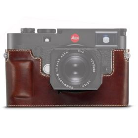 Leica Protector M10 Leather-Vintage Brown