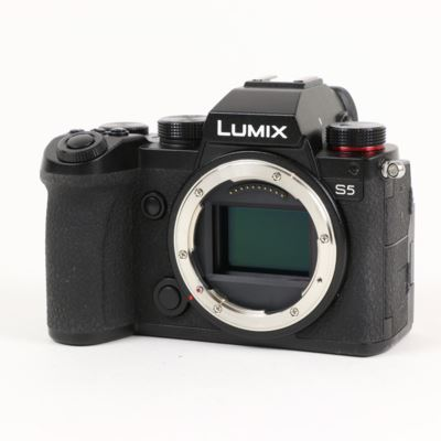 Used Panasonic Lumix S5 Digital Camera Body
