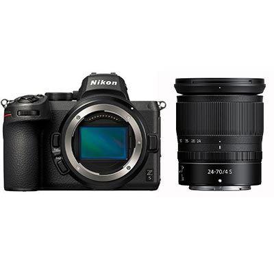 Nikon Z5 Digital Camera with 24-70mm Lens