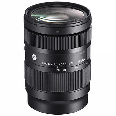 Sigma 28-70mm f2.8 DG DN Contemporary Lens for Sony E