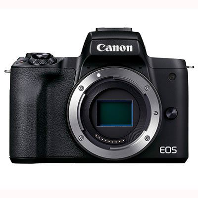 Image of Canon EOS M50 Mark II Digital Camera Body