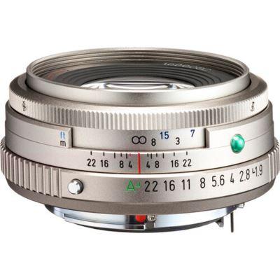 Pentax-FA HD 43mm f1.9 Limited Lens - Silver