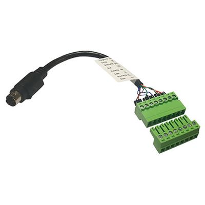 Image of BirdDog 8 Pin Mini Din TO Phoenix Control Cable Adapter