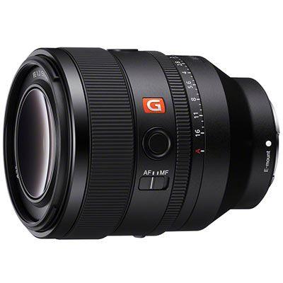 Sony FE 50mm f1.2 G Master Lens