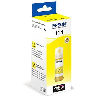Epson T07B4 EcoTank 114 Ink Yellow