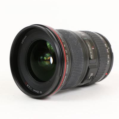 Used Canon EF 16-35mm f2.8 L II USM Lens