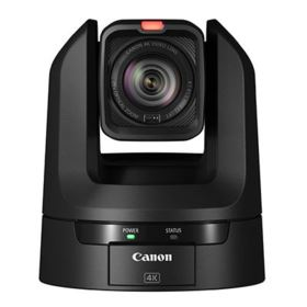Canon CR-N300 4K PTZ camera - Black