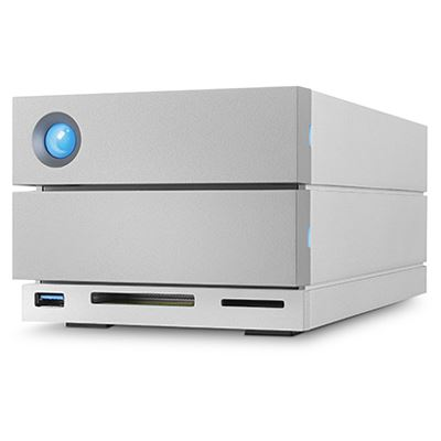 Image of LaCie 2big Dock Thunderbolt 3 - 32TB