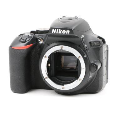 Used Nikon D5600 Digital SLR Camera Body
