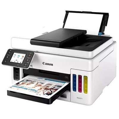 Image of Canon MAXIFY GX6050 Refillable 3-in-1 Printer
