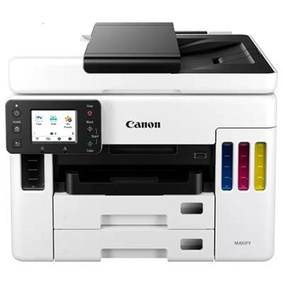 Image of Canon MAXIFY GX7050 Refillable 4-in-1 Printer