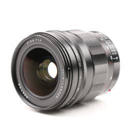 Used Voigtlander 21mm f1.4 Nokton Aspherical Lens - Sony E Fit
