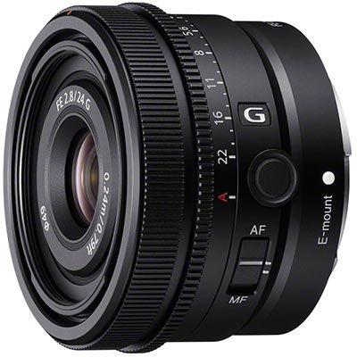 Sony FE 24mm f2.8 G Lens