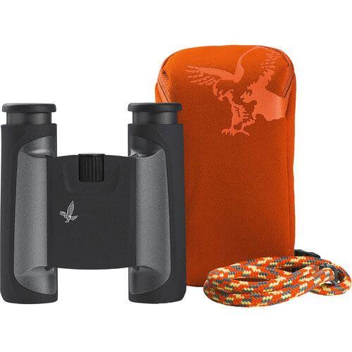 Swarovski CL Pocket 8x25 Binoculars - Black - Mountain
