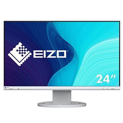 Image of EIZO FlexScan EV2480 24 inch LCD Monitor - White