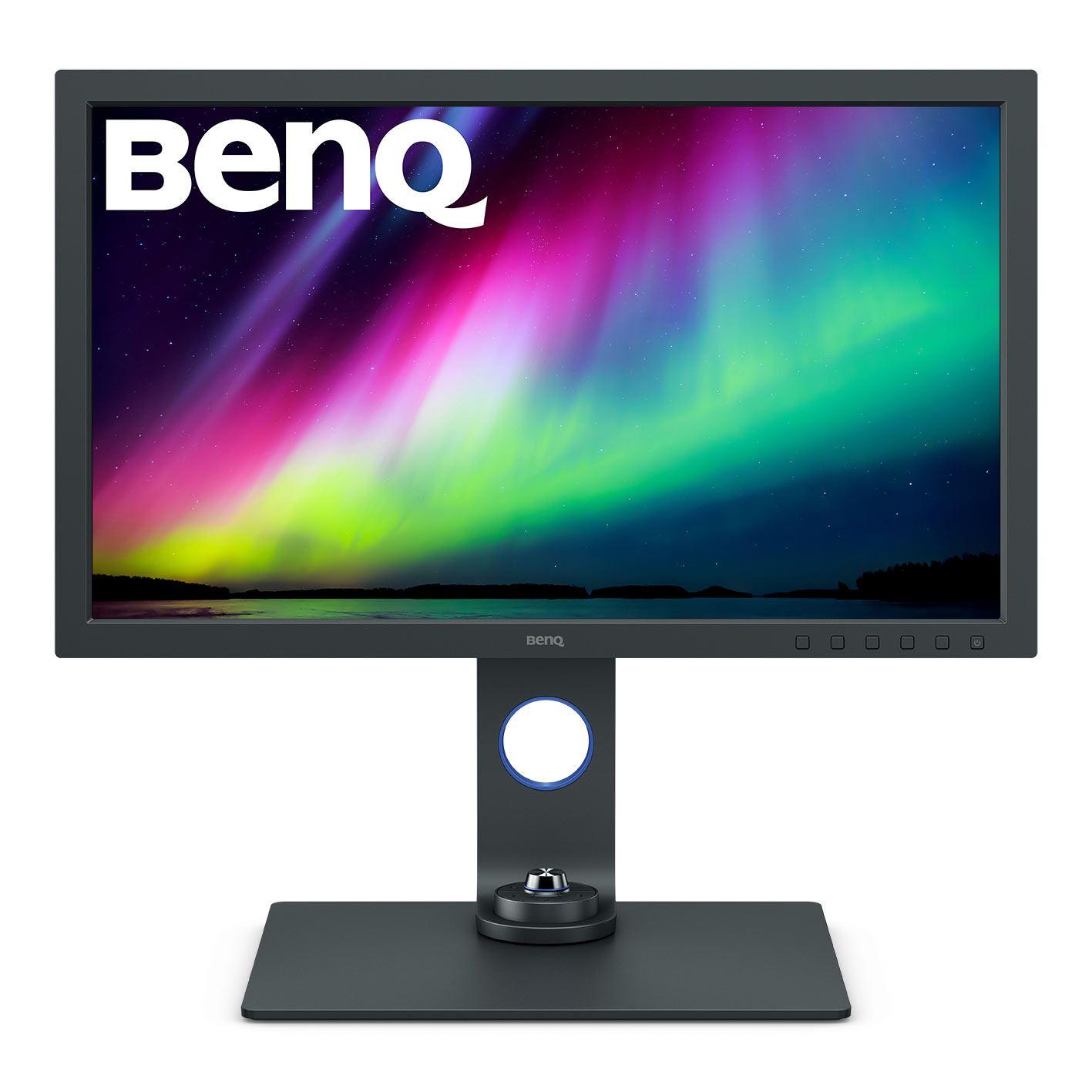 Image of BenQ SW271C Pro 27 Inch IPS Monitor