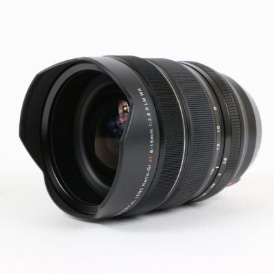Used Fujifilm XF 8-16mm f2.8 R LM WR Lens