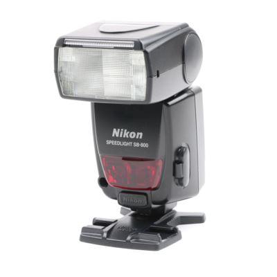 Used Nikon SB-800 Speedlight Flashgun