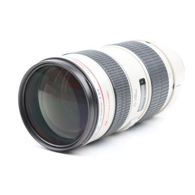 Used Canon EF 70-200mm f2.8 L USM Lens