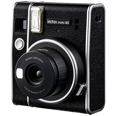 Image of Fujifilm Instax Mini 40 Instant Camera