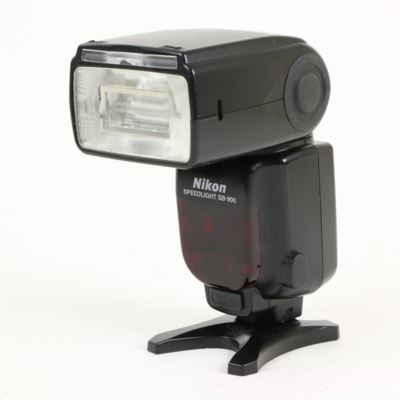 Used Nikon SB-900 Speedlight Flashgun