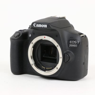 Used Canon EOS 2000D Digital SLR Camera Body