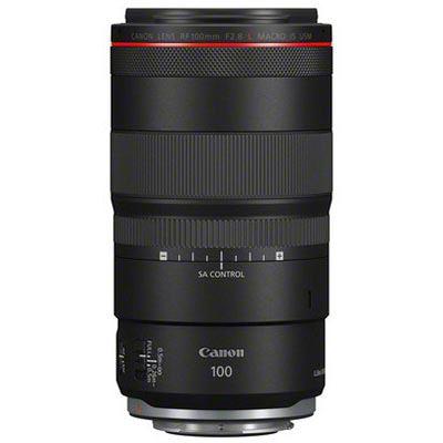 Canon RF 100mm f2.8 L Macro IS USM Lens