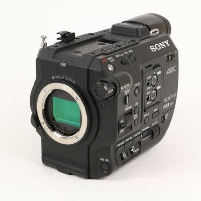 Used Sony PXW-FS5 II 4K Professional Camcorder