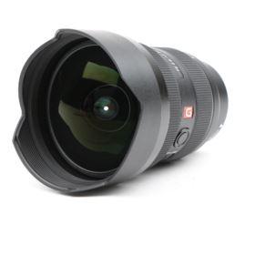 Used Sony FE 12-24mm f2.8 G Master Lens