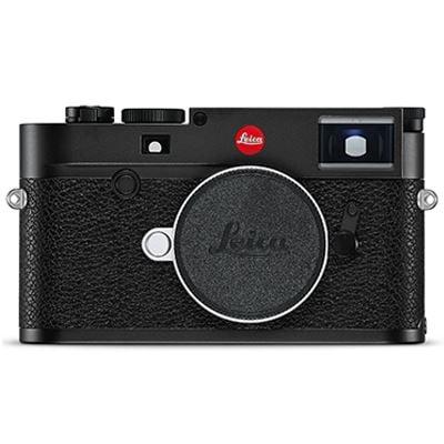 Leica M10 Digital Camera Body- Black