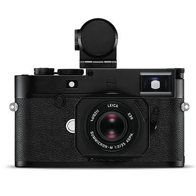 Leica M10-D Digital Camera Body- Black