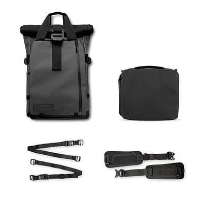 WANDRD PRVKE 31 Backpack Photography Bundle V3 - Black