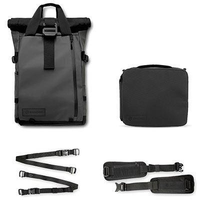 WANDRD PRVKE 41 Backpack Photography Bundle - Black