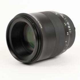 Used Zeiss 100mm f2 Makro-Planar Milvus ZF.2 Lens - Nikon F Mount